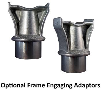 Frame Engaging Adaptors